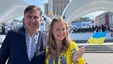 Договор: Ясько пояснила дату признания в романе с Саакашвили