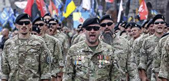 Атошники против цыган. На Украине начались этнические чистки и погромы