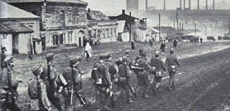 За Сталино! Донецкие шахтеры против горных стрелков и итальянской кавалерии