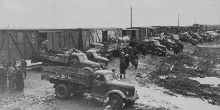 Операция «Запад». Как началось массовое выселение родственников бандеровцев
