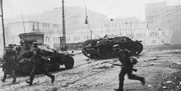 Падение первой столицы Советской Украины. Как нацисты захватили Харьков